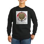 Tales of Tyria Logo Long Sleeve Dark T-Shirt