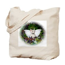 Sweet Devon Angel Tote Bag