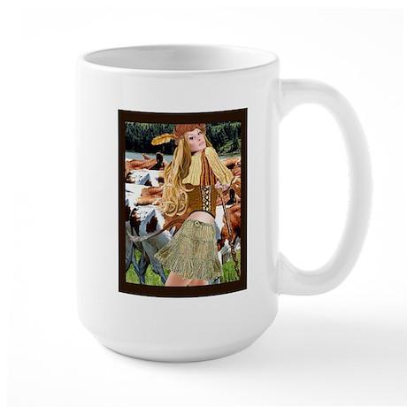 FAY HERDRESS Large Mug
