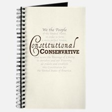 Constitutional Conservative Journal