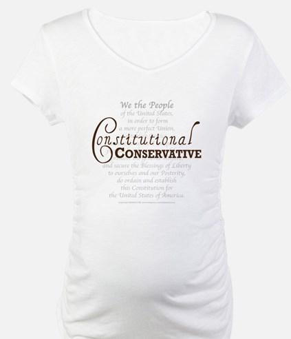 Constitutional Conservative Shirt