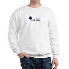 True Blue Web Apps Logo Sweatshirt