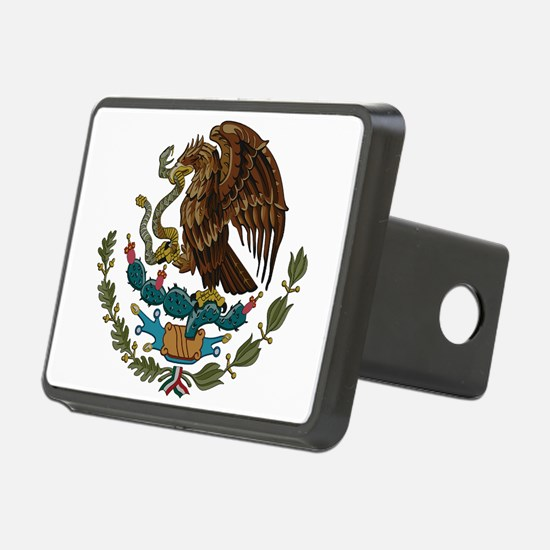 Mexican Coat of Arms Hitch Cover