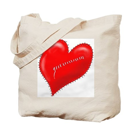 """""""Another Mended Heart"""" Tote Bag"""