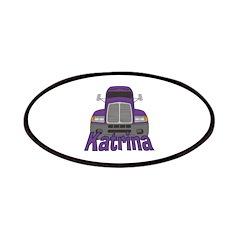 Trucker Katrina Patches