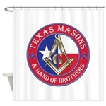 Texas Brothers Shower Curtain