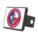 Texas Brothers Rectangular Hitch Cover