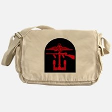 Combined Operations B-R Tombstone Messenger Bag