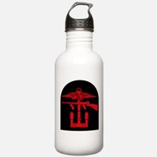 Combined Operations B-R Tombstone Water Bottle