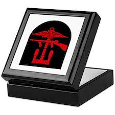 Combined Operations B-R Tombstone Keepsake Box