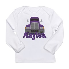 Trucker Kaylea Long Sleeve Infant T-Shirt