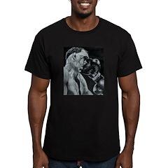 TKO Men's Fitted T-Shirt (dark)
