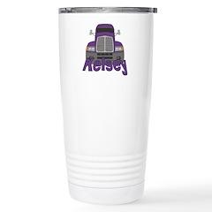Trucker Kelsey Travel Mug
