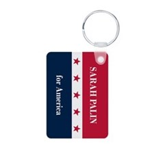 Sarah Palin for America Keychains