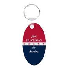 Jon Huntsman for America Keychains