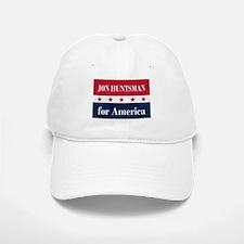 Jon Huntsman for America Baseball Baseball Cap