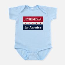 Jon Huntsman for America Infant Bodysuit
