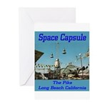 Space Capsule Greeting Cards (Pk of 20)