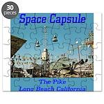 Space Capsule Puzzle