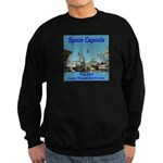 Space Capsule Sweatshirt (dark)
