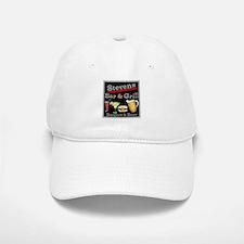 Personalized Bar and Grill Baseball Baseball Cap