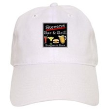 Personalized Bar and Grill Baseball Cap