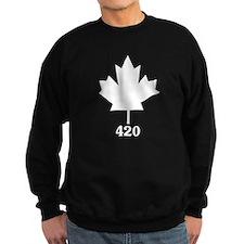 Canada 420 Sweatshirt