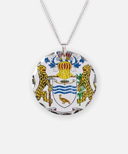 Guyana Coat Of Arms Necklace