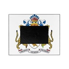 Guyana Coat Of Arms Picture Frame