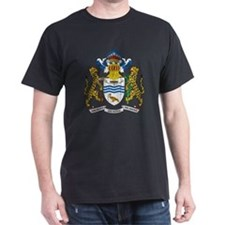 Guyana Coat Of Arms T-Shirt