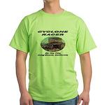 Cyclone Racer Green T-Shirt