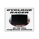 Cyclone Racer Picture Frame