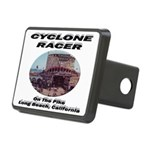 Cyclone Racer Rectangular Hitch Cover