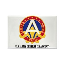 U.S. Army Central (USARCENT) with Text Rectangle M