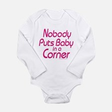 Baby in a Corner Baby Outfits