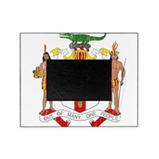 Jamaica Coat Of Arms Picture Frame