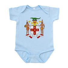 Jamaica Coat Of Arms Infant Bodysuit