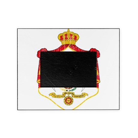 Jordan Coat Of Arms Picture Frame