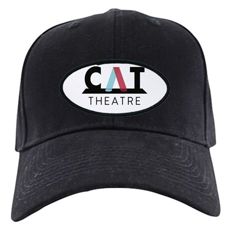 CAT Theatre 2012 Logo Black Cap