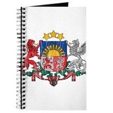 Latvia Coat Of Arms Journal
