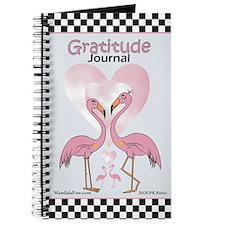 Pink Flamingo Gratitude Journal