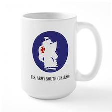 U.S. Army South (USARSO) with Text Mug