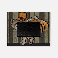 steampunk grey Mr Tipps Picture Frame