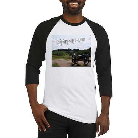 Gettysburg Baseball Jersey