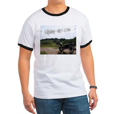 Gettysburg Ringer T