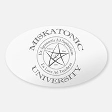Miskatonic University Decal