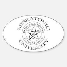 Miskatonic University Decal