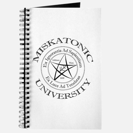 Miskatonic University Journal