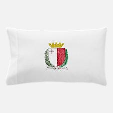 Malta Coat Of Arms Pillow Case