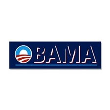 Cool President barack obama Car Magnet 10 x 3